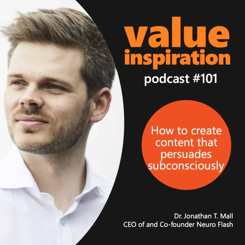 Podcast Interview with Ton Dobbe, CIO of Value Inspiration
